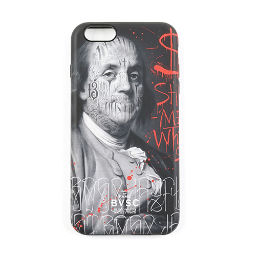 PHONE CASE BENJAMIN BLACK iPHONE6/6+