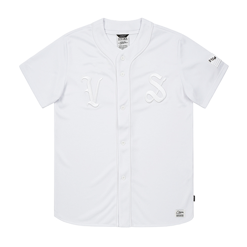 VS BASEBALL JERSEY WHITE