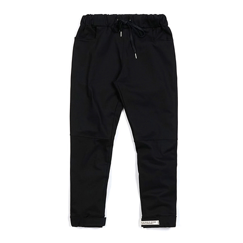 BVSC BENDING JOGGER PANTS BLACKSOLD OUT