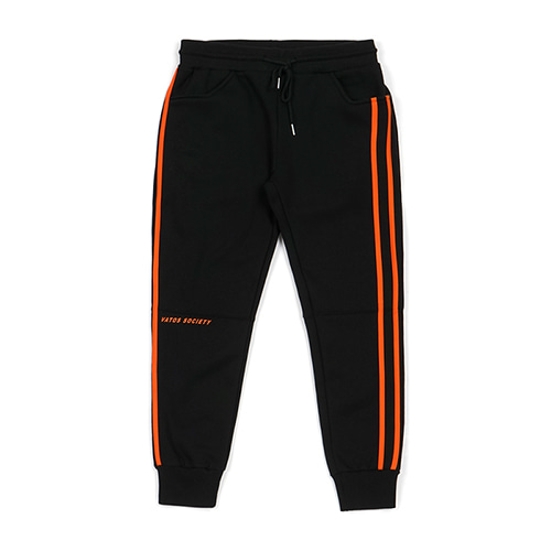 LINE SPORTS HEAVY SWEAT JOGGER PANTS BLACKSOLD OUT