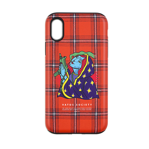 PHONE CASE GUADALUPE RED iPHONE 8 / 8+ / X
