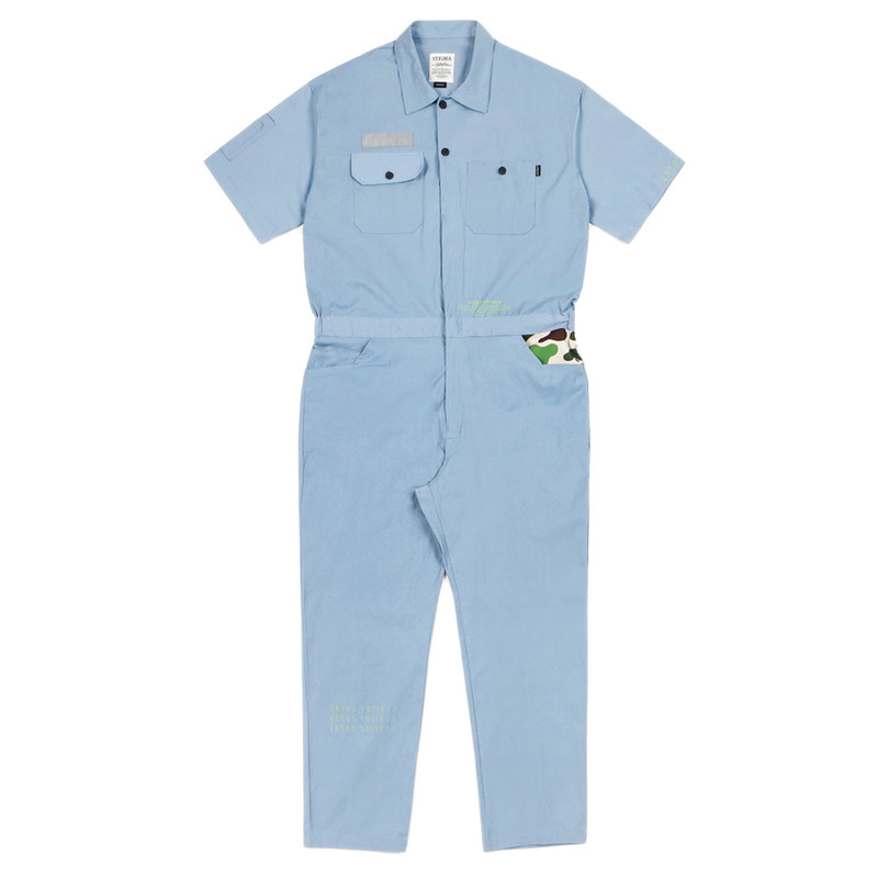 MMX COVERALL SKYBLUE