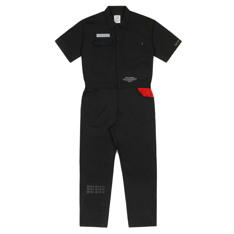 MMX COVERALL BLACKSOLD OUT