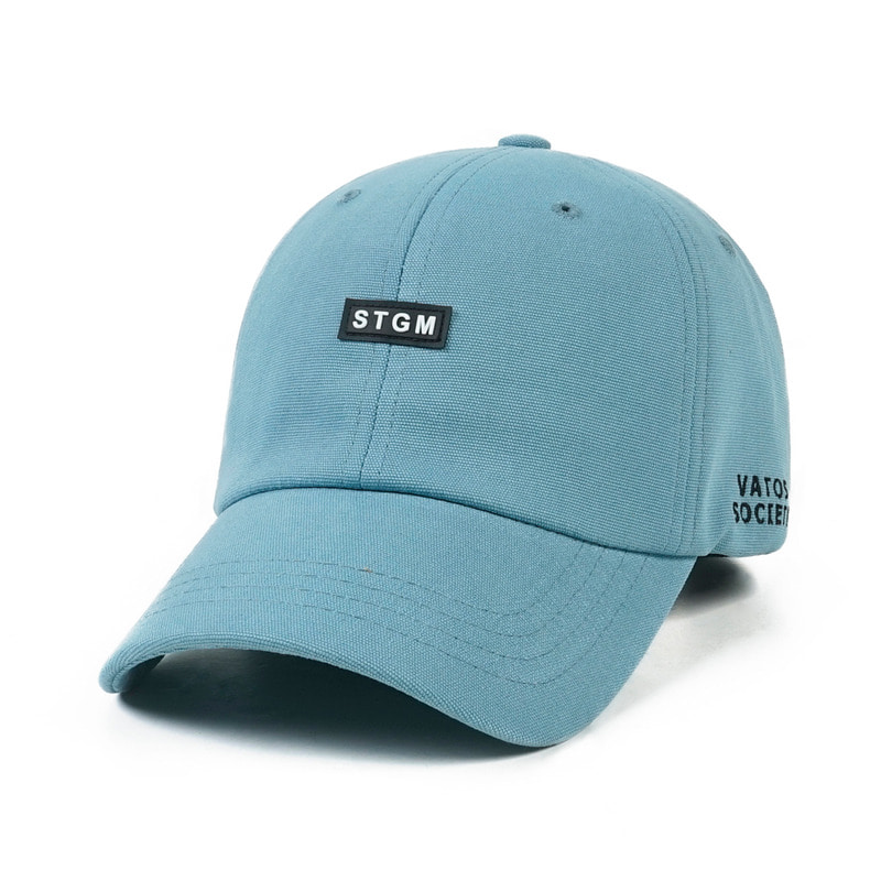 STGM OXFORD WASHING BASEBALL CAP SKYBLUE
