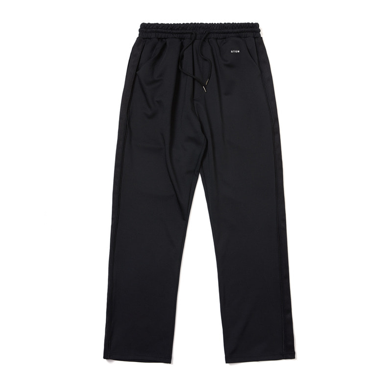 BLK WIDE PANTS BLACK