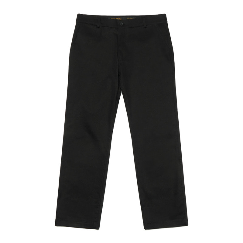 VSC CHINO PANTS BLACK