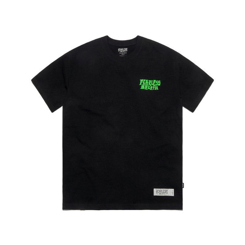 PALM BEACH T-SHIRTS BLACK