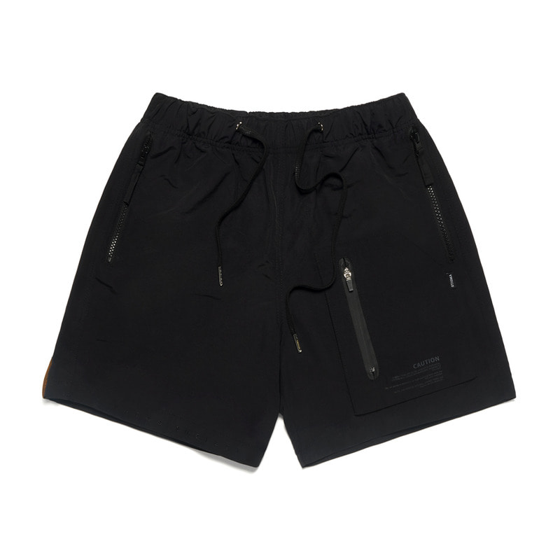 S TECH SHORT PANTS BLACKSOLD OUT