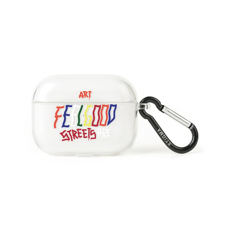 AirPods Pro CASE ART CLEAR