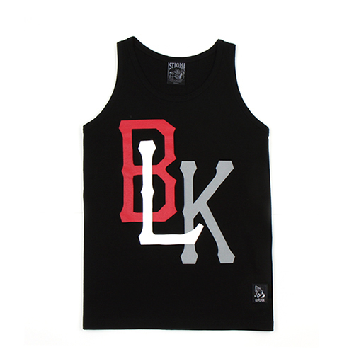 BLK SLEEVELESS_BLACKSOLD OUT