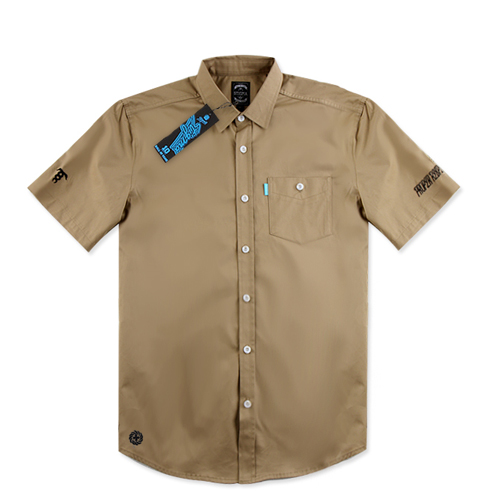 CHINO SHIRTS_BEIGESOLD OUT